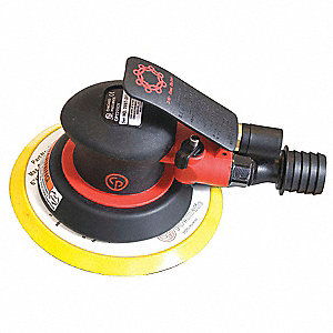 SANDER RANDOM ORBIT 6IN CENTRAL VAC
