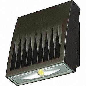 WALLPACK LED 18W BRONZE 120-277V