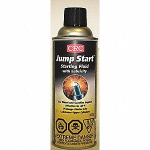 JUMP START-START FL W/ LUBR AEROSOL