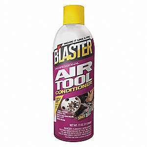 11 oz. Air Tool Cleaner/Conditioner, 1 EA