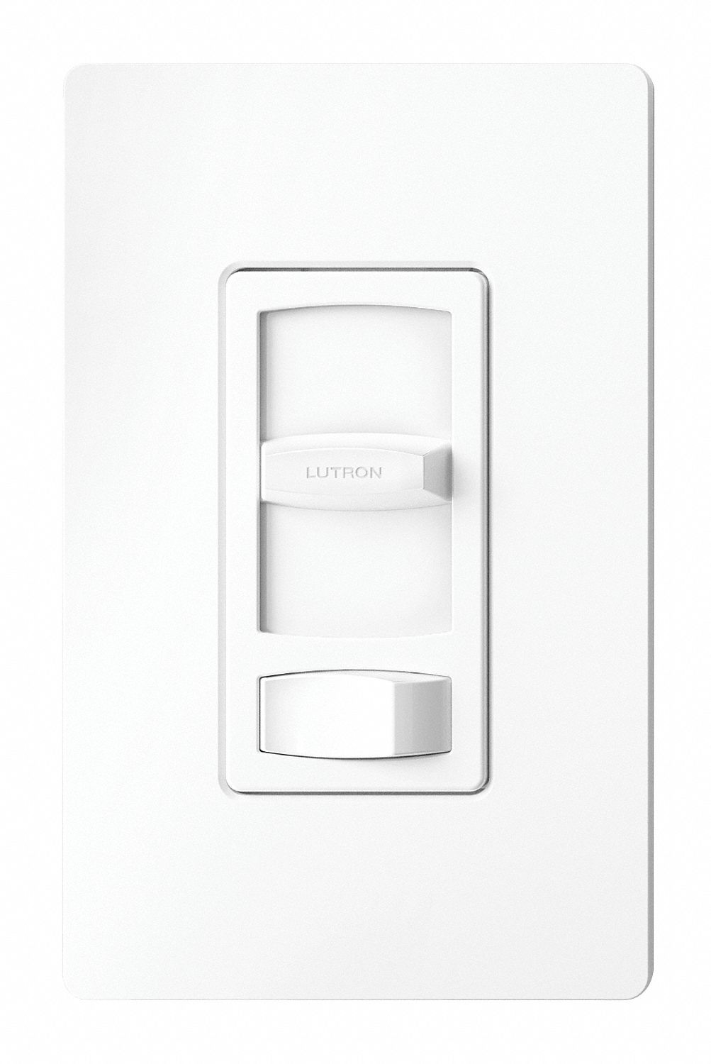 Lutron Diva Led Dimmer For Dimmable Led Halogen And Incandescent Bulbs Single Pole Or 3 Way Dvsccl 153p Tp Taupe Wall Dimmer Switches Amazon Com