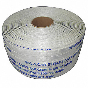STRAPPING WOVEN HD 3/4IN