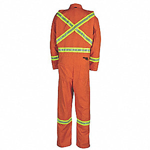 COVERALLS 7.5 OZ PROTERA W/ REFLECT