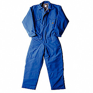 COVERALLS NOMEX IIIA LINED FR LGE T