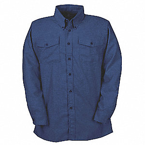 SHIRT WORK ULTRA SOFT NAVY XL