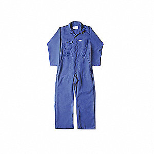 COVERALLS NOMEX UNLINED 48 TALL