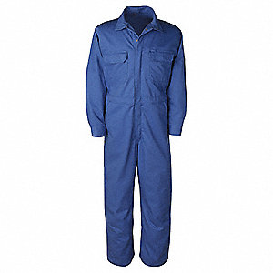 COVERALLS INDURA FR UNLINE 46 TALL