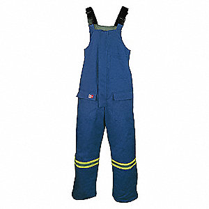 PANTS BIB INSULATED NEXTEC ROYAL BL