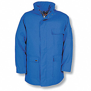 PARKA INSULATED NOMEX BLR MED