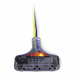 CORD 50FT 12/3 -60C 600V LED 3OUT