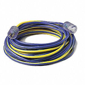 CORD 15FT 14/3 -60C 300V LED