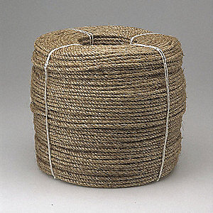 ROPE MANILA HDWRE 1/2IN 600FT COIL