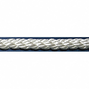 ROPE NYLON WH 1/2IN 600FT