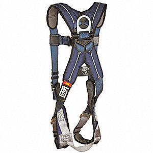 HARNESS XP CON 1D SEWN PAD BEL