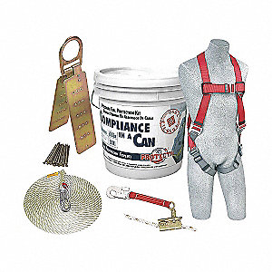 KIT COMPLIANCE HARN + 4FT LANYARD