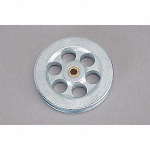 PULLEY 3-1/2 IN X 5/16 BORE SHEAVE