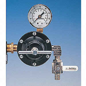 REGULATOR AIR GAUGE/VALVE 60 CFM