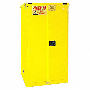 CABINET SAFETY FM APPRVD FLAMMABLE