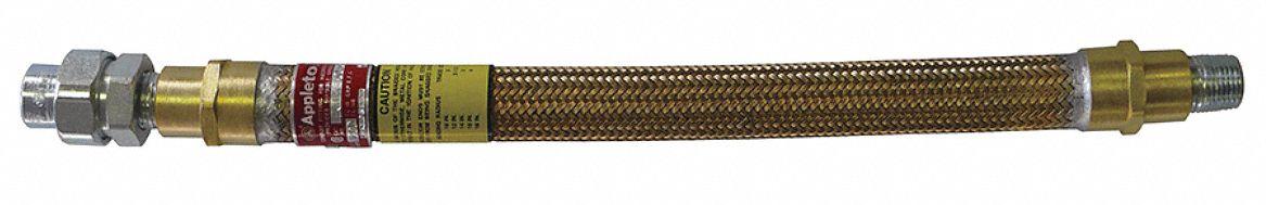 Appleton Electric Flexible Coupling (HazLoc, 1 in , 30in L). Model: EXLK-330