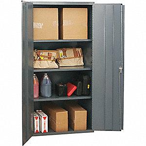 FLUSH DOOR CAB 3SHF 36X24X84 #95