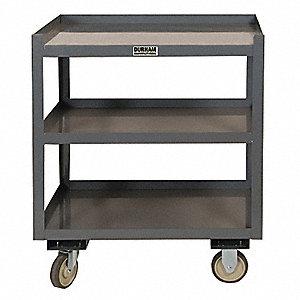 Utility Cart,Steel,30 Lx24 W,1200 lb.