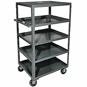 Stock Cart, Heavy Duty, 36 X 24