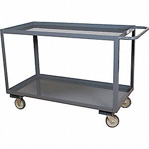 Unassembled Utility Cart,48 L,1200 lb.