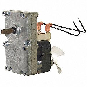 GEARMOTOR 6 RPM AC