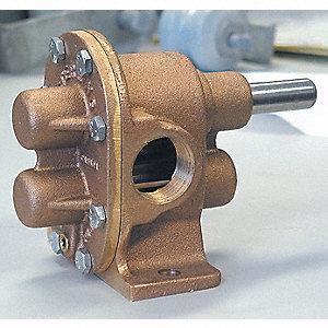 PUMP GEAR PEDESTAL 1750RPM 1/2IN