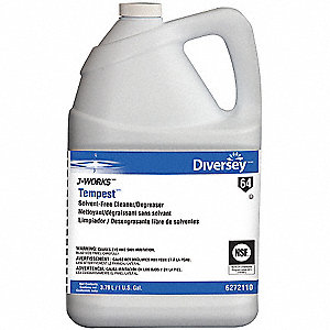 DEGREASER CLEANER SOLVENT FREE
