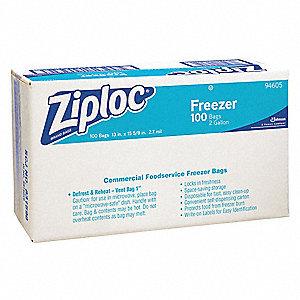 BAG ZIPLOC 2GAL FREEZER 2.7MIL 100C