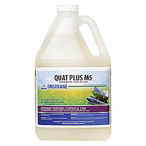 QUAT PLUS M5 LIQUID DISINFECTANT 2L