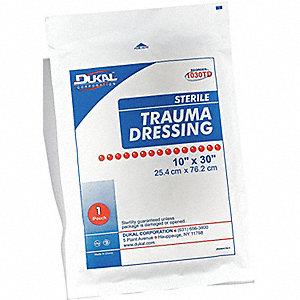 DRESS.MULTI-TRAUMA STERILE 10INX30I
