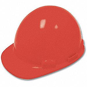 HAT SAF CSA TYPE 1 RATCHET RED