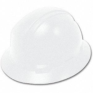 HAT SAF CSA TYPE 1 PINLOCK WHITE