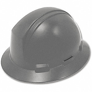 HAT SAF CSA TYPE 1 RATCHET GREY