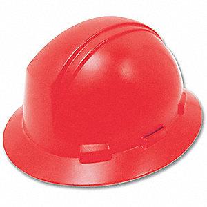 HAT SAF CSA TYPE 1 PINLOCK RED