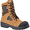 BOOT SAFETY 8IN ZERO METAL KHAKI