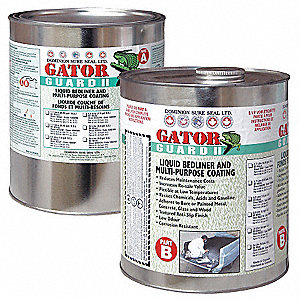 GATOR GUARD II 6.8L KIT LOW VOC