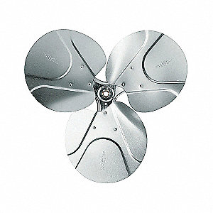 BLADE FAN CLOCKWISE ALUM 16IN