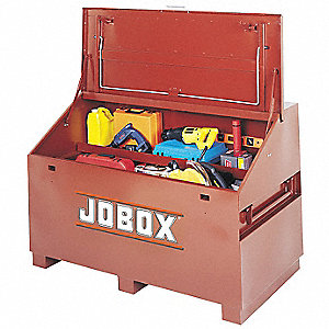 CHEST JOBOX SLOPE LID 60X30X39 5IN