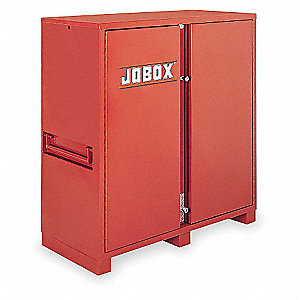 CABINET JOBOX 2-DR 62-1/8X24-1/4