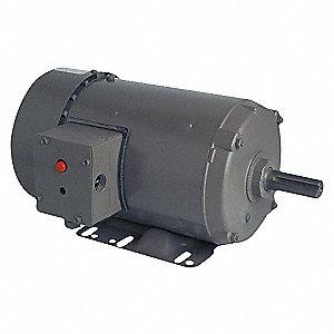 MOTOR,3-PH,1 HP,1745,200-230/460V,