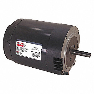 FANMOTOR,3-PH,1 HP,850 RPM,440-460
