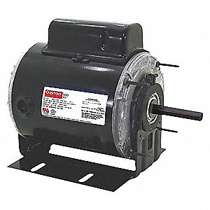FAN MOTOR,1/3 HP,1725 RPM,115/230