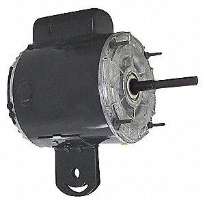 FAN MOTOR,1/3 HP,1725 RPM,115/230