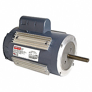FAN MOTOR,1 HP,850 RPM,230 V,56CZ,
