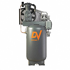 COMPRESSOR 7.5HP/3PH/230V W/MAG STA