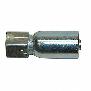 COUPLING HYD RIGID F EM 1/4IN