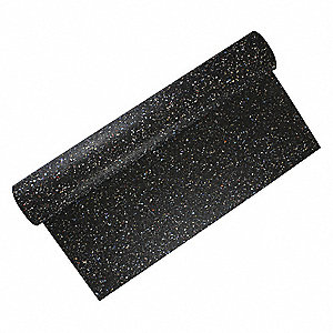 "Rubber,Recycled,1/8""Thick,48""x24"",60A"